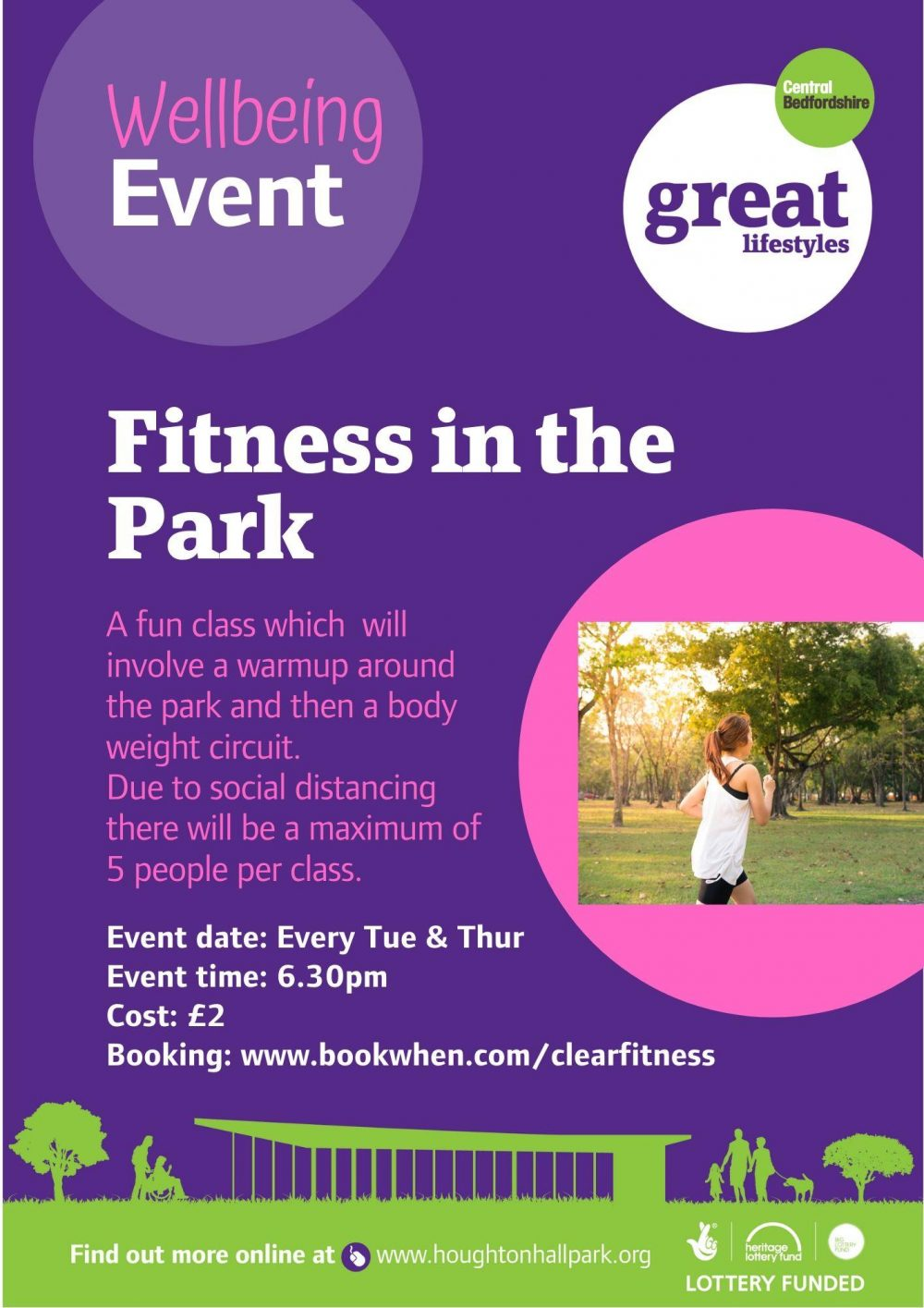 Fitness in the Park 2